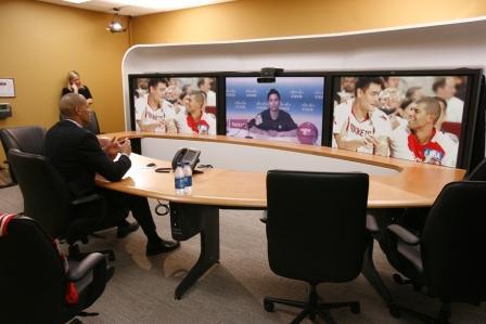 Shane-Battier-Cisco-TelePresence