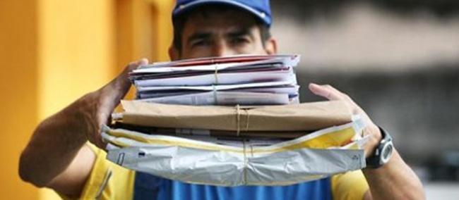 correios e sedex
