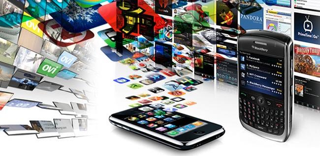 mobile apps aplicativos